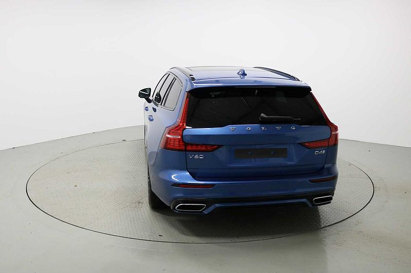 Volvo V60 D4 R-Design Pro Automatic (Xenium Pack, Smart Phone & Intellisafe Pro) DELIVERY MILES SAVE OVER £6,000